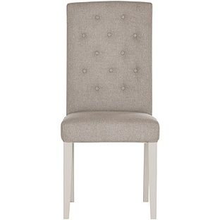 Buy Schreiber Ashington Pair Of Beech Dining Chairs - Grey at Argos.co.uk - Your Online Shop for Dining chairs. £224.25