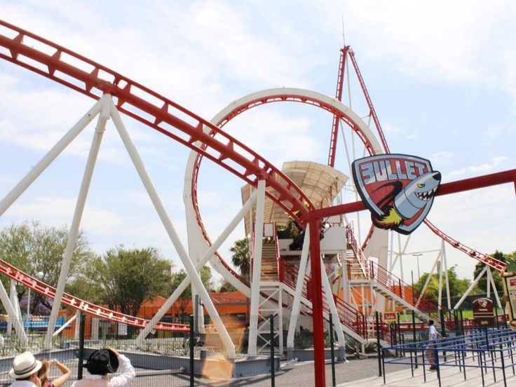 The Bullet at Selva Magica in Guadalajara, Mexico, is a shuttle loop folded in half to take up less space.This bizarre ride starts with a backward launch and hits speeds of over 50 mph, reaching the strongest G-forces in any vertical loop.There is almost...