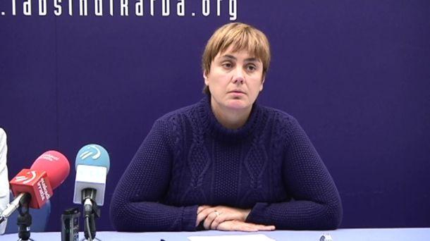 Entrevista a Ainhoa Etxaide de LAB, esta noche, en 'Azpimarra '