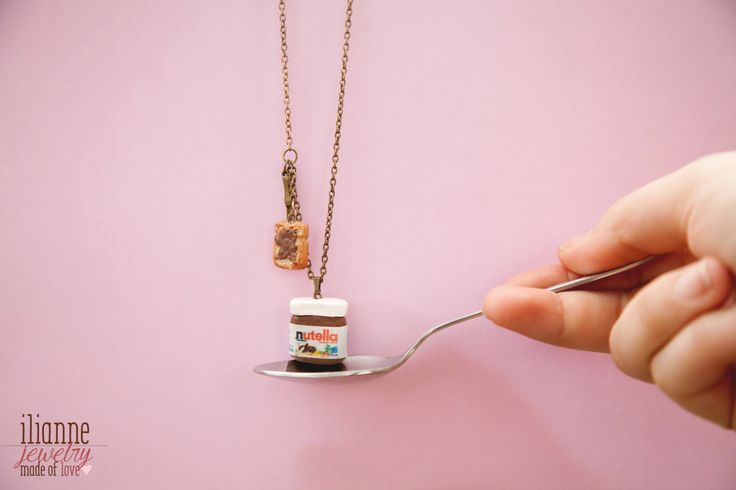 Ilianne | Jewelry Made of Love - Nutella