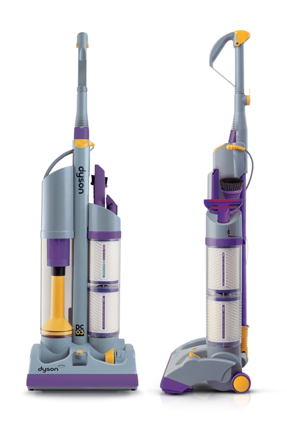 Launch Of The Lightweight Dyson DCO3 Range Dual CycloneTM Vacuum Cleaners