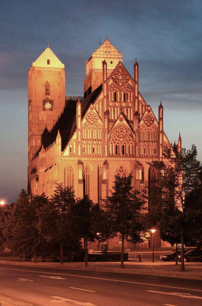 Prenzlau - Kirche St. Marien