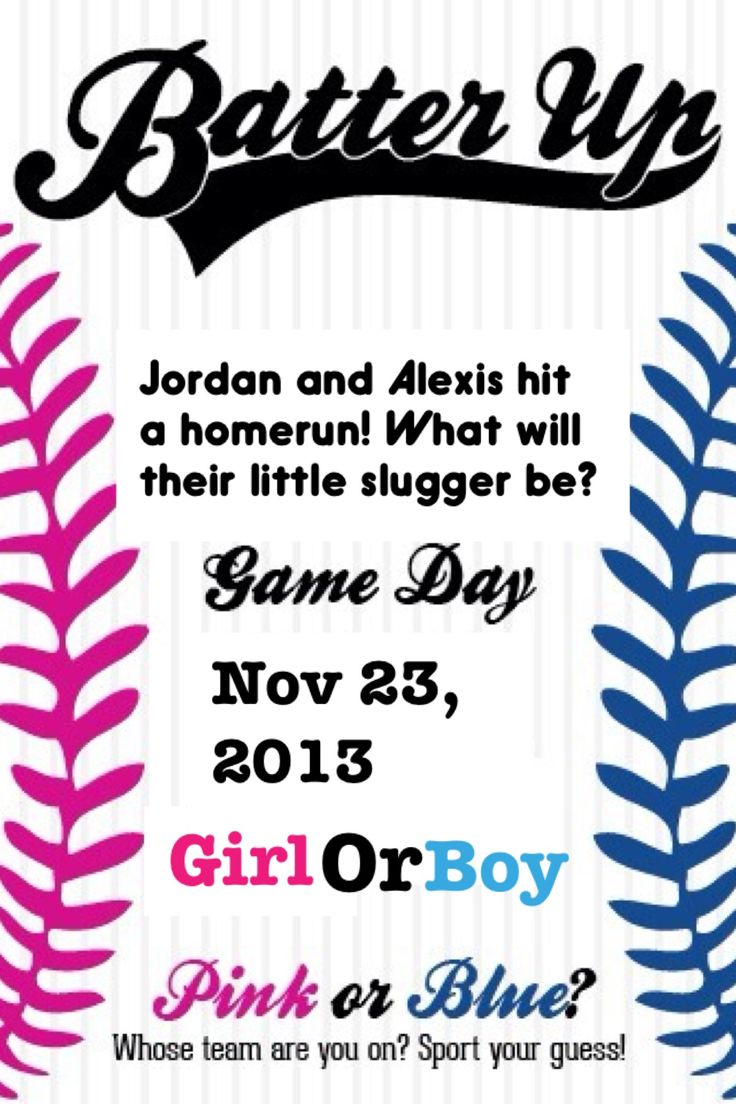 17 best ideas about gender reveal party invitations on pinterest, Party invitations