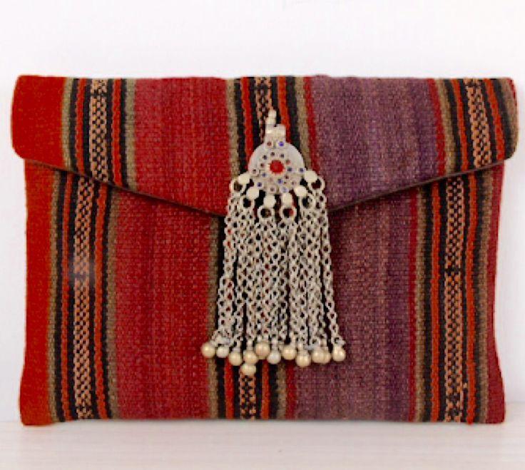 Ethnic purse