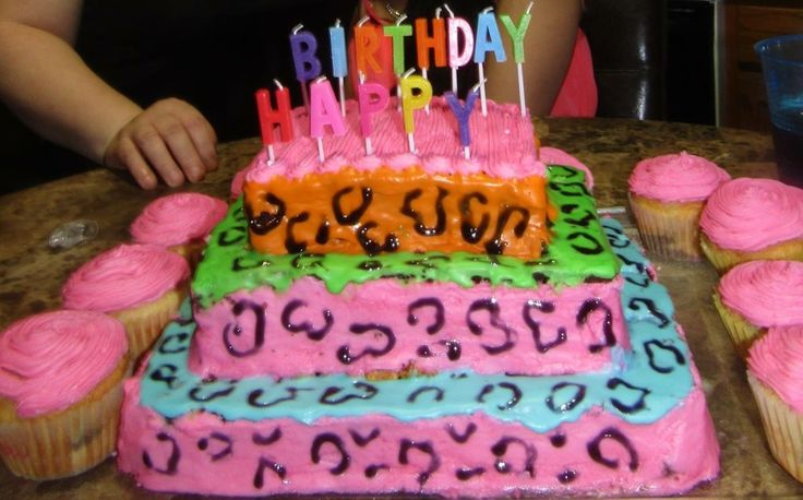17 best Cakes and Birthday decorations images on Pinterest