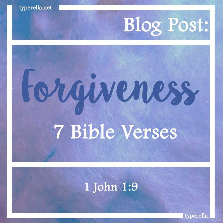 Our sin is great, His love is greater. I hope this verses will encourage you to truly practice forgiveness. #bible #god #forgiveness #forgive