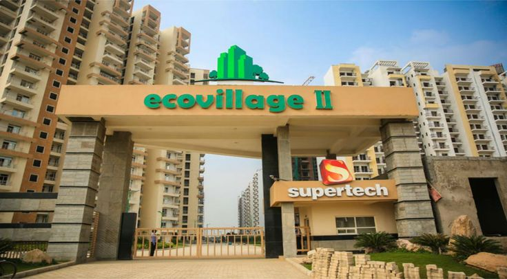 ind Luxury Homes And Offices At Supertech Supernova Astralis And Eco Village 2 In Noida....