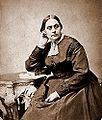"""You gain strength, courage and confidence by every experience in which you really stop to look fear in the face. You are able to say to yourself, 'I lived through this horror. I can take the next thing that comes along.' You must do the thing you think you cannot do.""  —Susan B. Anthony (image from http://commons.wikimedia.org/wiki/File:Portrait_of_Susan_B._Anthony_on_her_50th_birthday.jpg)"