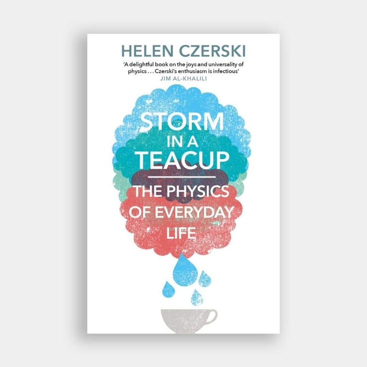 'Right there in my teacup I can see the storm.' Us too and we know what it is now. http://amzn.to/2BEfPEG www.corofon.com #storminateacup #everydaylife #knowledge #physics #helenczerski #BBC #book #bookstagram #toolsforthought #corofon