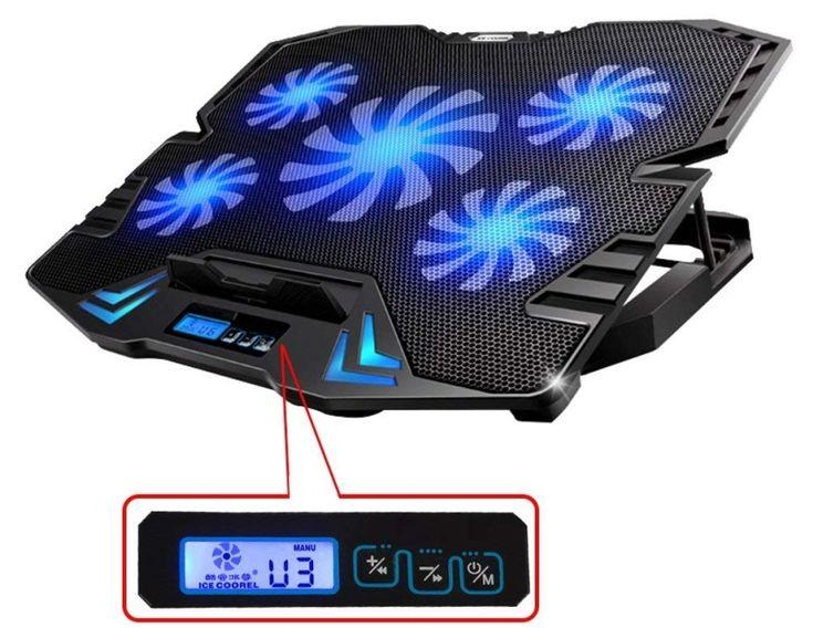 come raffreddare un PC portatile stand con ventole | Usb ...