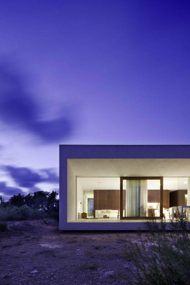 es pujol de s'era Residence on Formentera Spain by Maria Castello