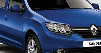 The New Renault Sandero 2016
