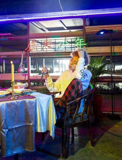 ZICO, M/V shooting story of 'BERMUDA TRIANGLE'