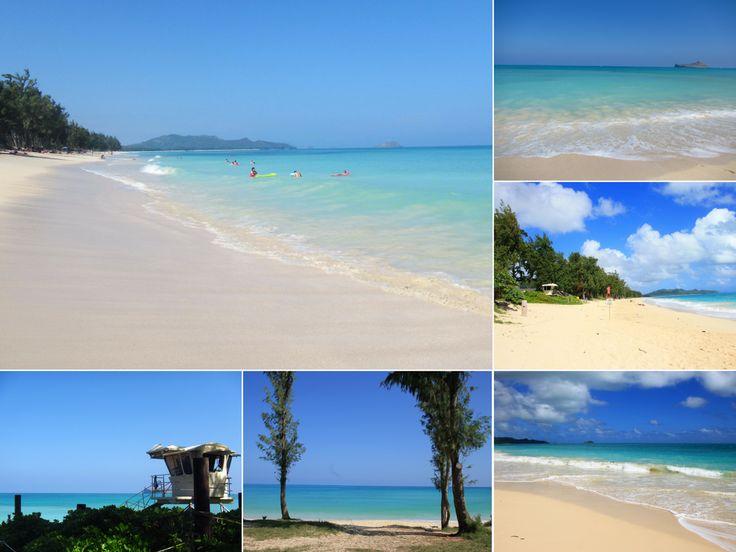 Waiminalo Beach - favourite Hawaiian beach!  http://www.thegirlswhowander.com/2017/04/08/highlights-of-oahu-hawaii/