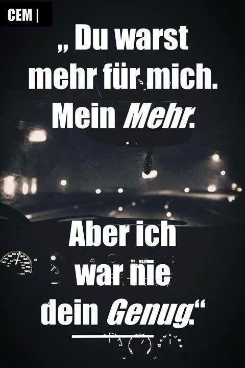 #ein #geben #genug #Mann #nicht #nie