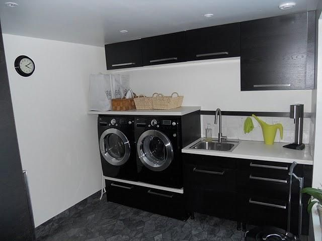 Ikea Laundry Room Utility Room Ikea Hack For The Home