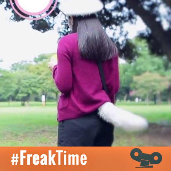 ¿Estás contento? Mueve el rabo. ¿Tienes miedo? Mueve el rabo. ¡Sí, el rabo! Esta #app de neurowear analiza tu estado de ánimo y te hace mover el rabo: https://www.facebook.com/contestomatik/posts/602001579930158  #Freaktime