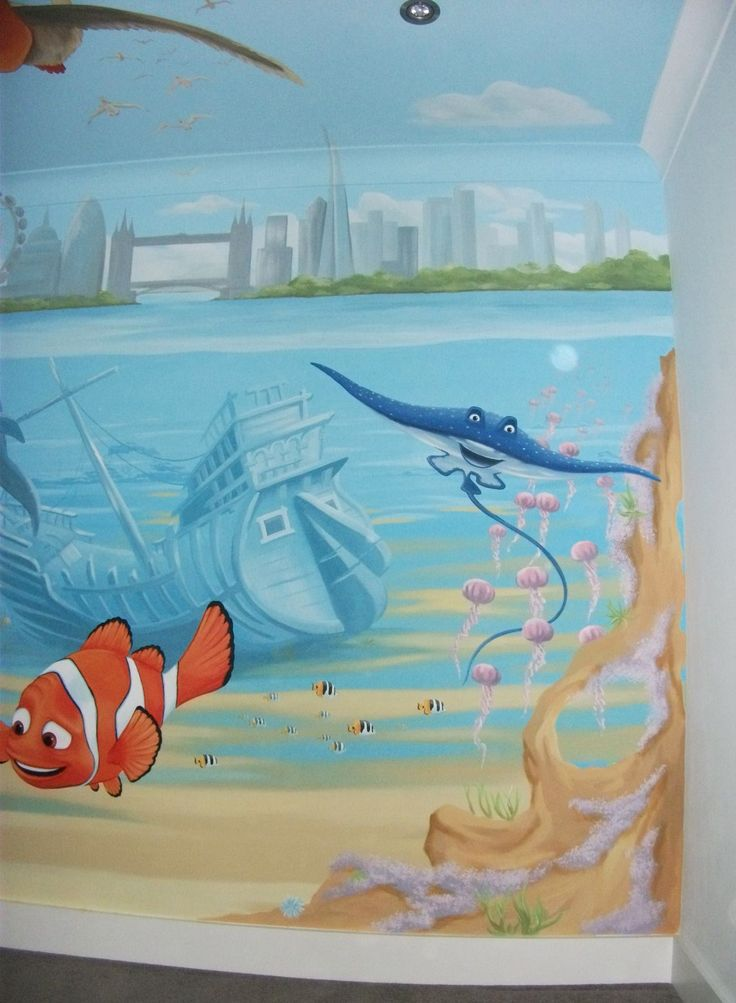 Childrens Murals | ... Or Email Info @ Inspire Murals Co Uk Latest Mural. Bedroom  MuralsBedroom ThemesWall ... Part 70