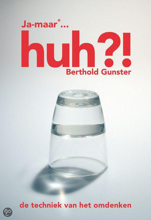 Huh?! Voor de pessimist is het glas half leeg. Voor de optimist is het half vol. Dit boek gaat uit van een derde benadering: waar is de kraan?