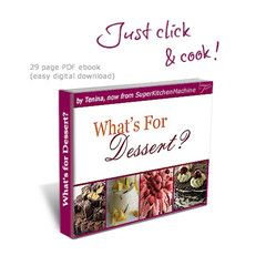 ebook: What's for Dessert? by Tenina