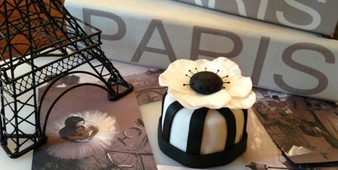 Parisiennes mini cakes