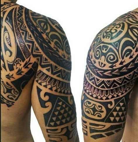 ber ideen zu maori tattoo muster auf pinterest. Black Bedroom Furniture Sets. Home Design Ideas