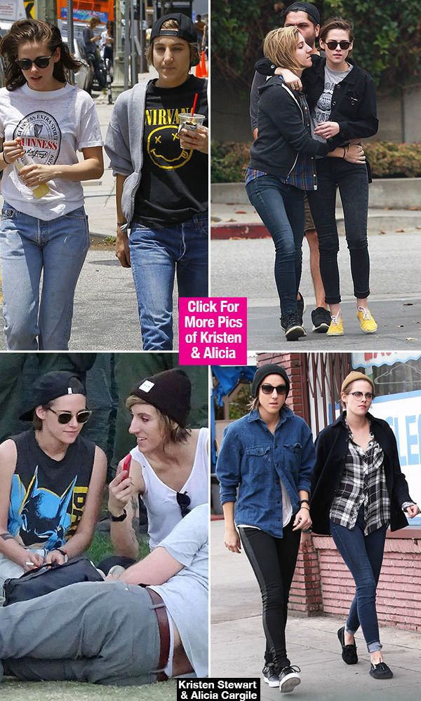 Kristen Stewart & Alicia Cargile: A Look At Their Relationship Through Pics