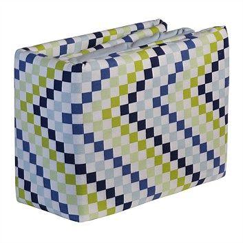 Briscoes - Essential Collection Chevron Flannelette Sheets