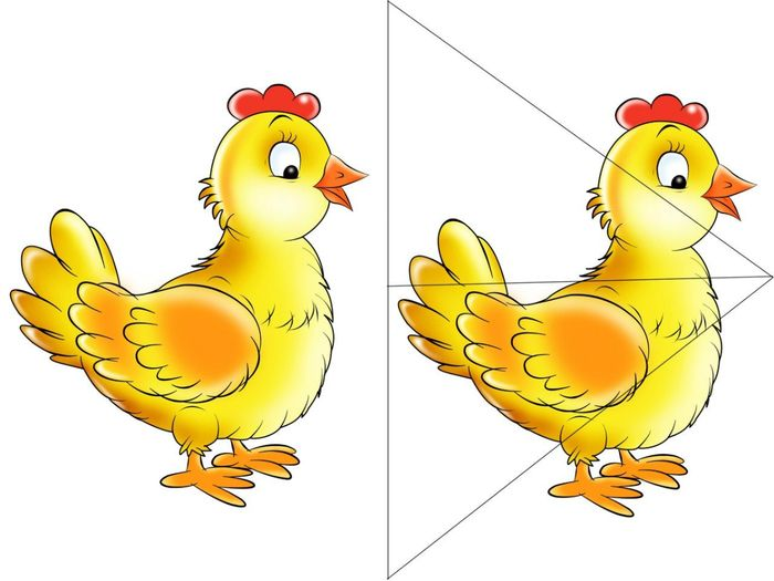 Домашние птицы разрезные картинки детей дошкольного возраста