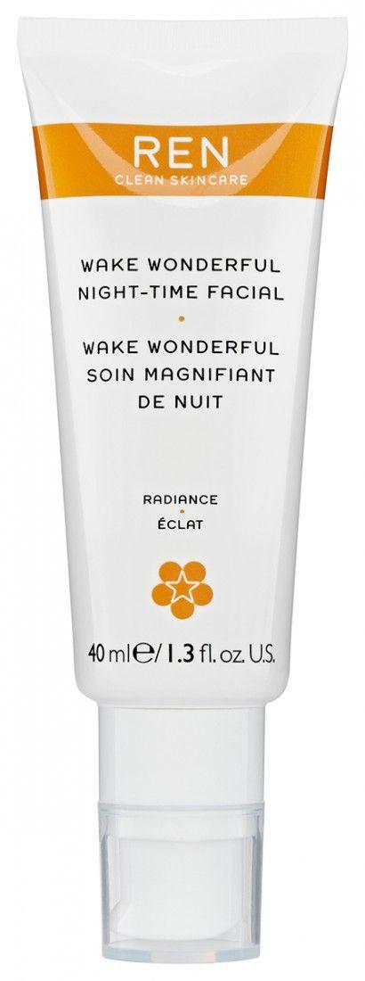 Wake Wonderful Night-Time Facial