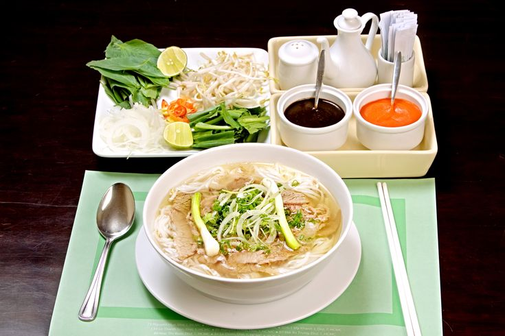 Spicy Pho. The other best thing when it is served with uncooked vegetables. So fresh!