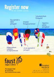 Curso Intensivo de verão  Português Língua Estrangeira