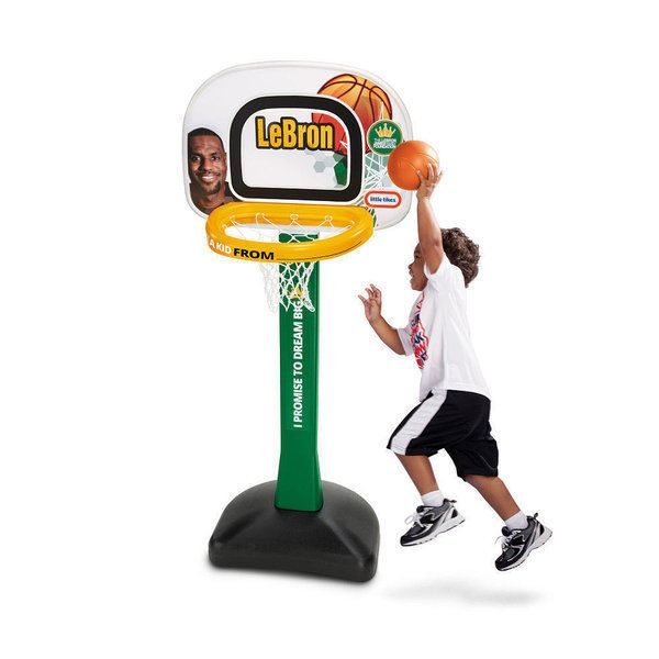 Mini Outdoor Basketball Set