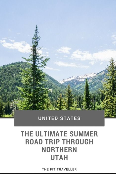 The Ultimate Summer Road Trip Through Northern Utah | Known as a winter destination Utah is a summer hot spot too. We take you north on the ultimate road trip from Salt Lake, Ogden, Park City and Bear Lake Utah. ********** Things to do in Utah | Things to do in Salt Lake City | What to do in Bear Lake Utah | Bear Lake Utah | Ogden Utah | Things to do in Ogden | Summer in Utah | Summer activities in Utah | Hiking in Utah | Best Places to Visit in Utah | Road Trip Utah | What to see in Park…