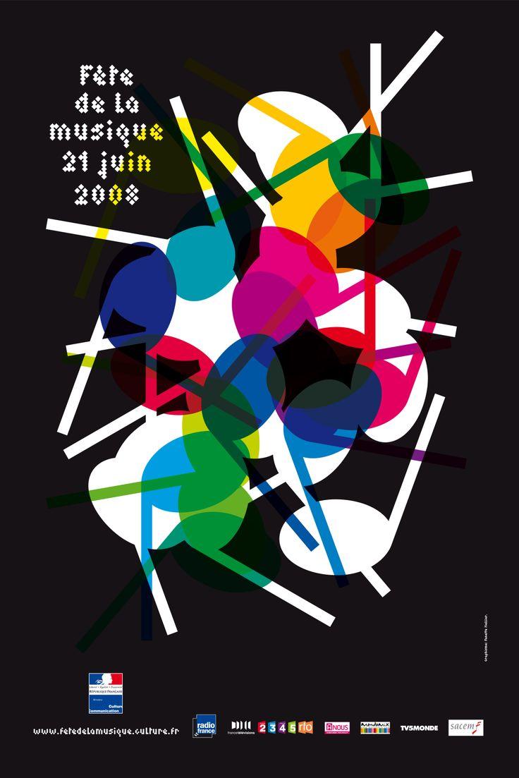 Plus de 25 id es uniques dans la cat gorie logo de musique for Art minimaliste musique