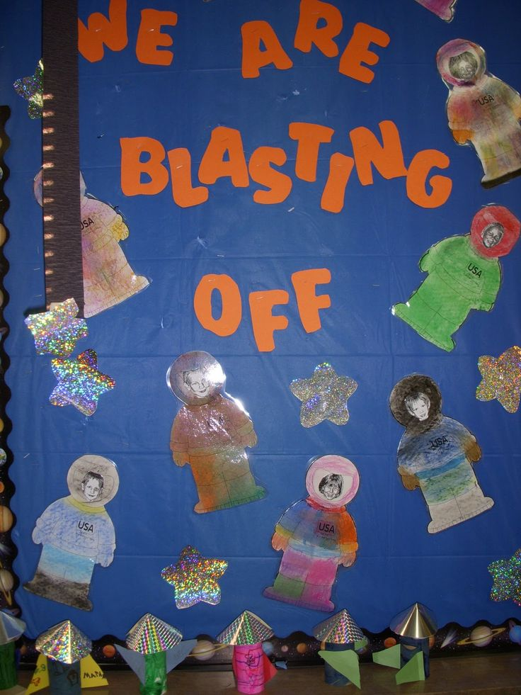 20 best outer space classroom theme decoration ideas for Outer space theme