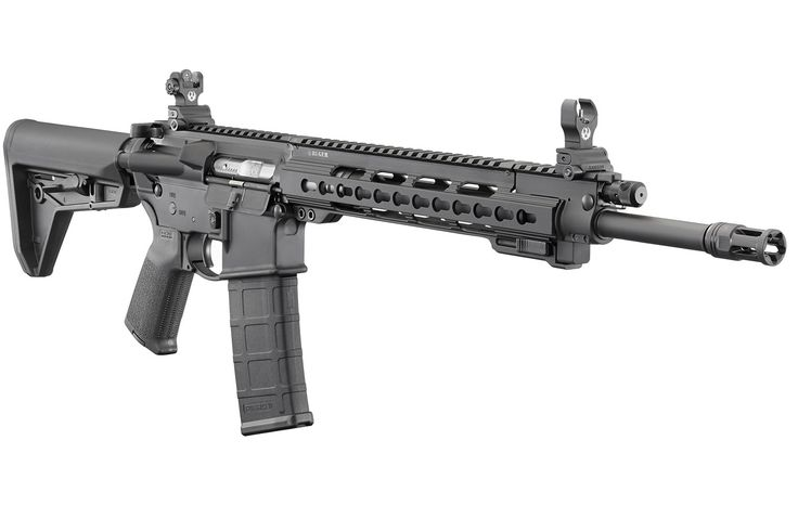Ruger SR556 Takedown 5.56mm Semi-Automatic Rifle | Sportsman's ...