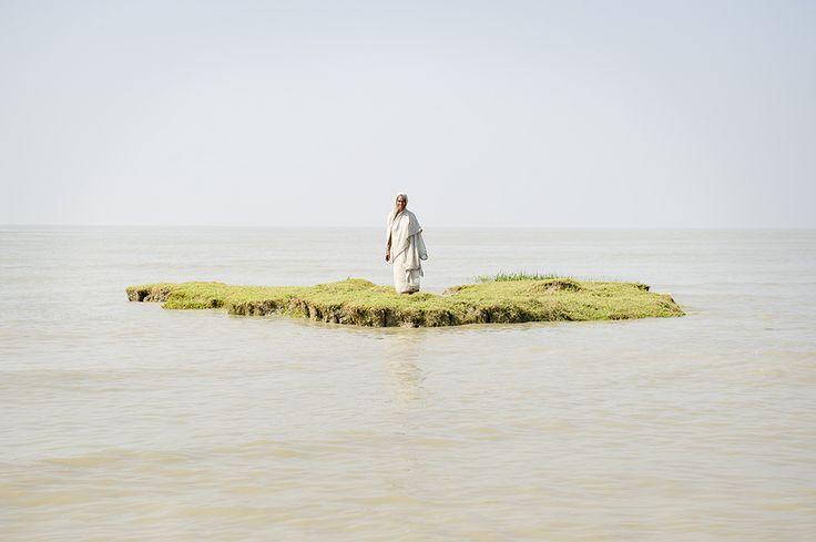 La disparition de l'île de Ghoramara