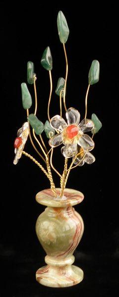 Цветы из камня - Прозрачный