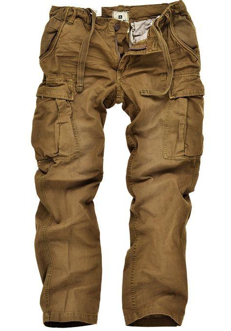 Pantalon cargo hombre Jet Lag YM-04