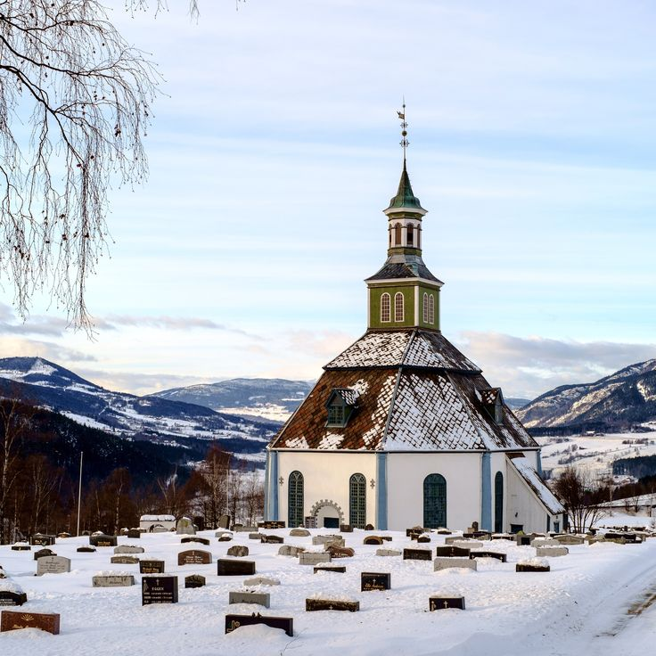 Sør Fron Church #1 by Sigurd Rage on 500px