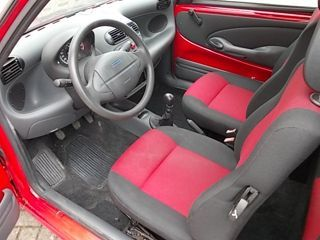 Fiat Seicento 1.1 TEAM 2004 21-PG-TV | AutoTrack