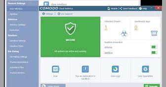 Το Comodo Cloud Antivirus είναι ένα νέο εντελώς δωρεάν αntivirus που χρησιμοποιεί έναν ισχυρό συνδυασμό των τεχνολογιών παρακολούθησης των ιών auto-sandbox ( Πρόκειται για μία λειτουργία πολύ χρήσιμη απαραίτητη θα έλεγα για όλους όσους θέλουν να δοκιμάζουν τις εφαρμογές που επιθυμούν να εγκαταστήσουν ή και τις τρέχουσες σε ένα εικονικό περιβάλλον) για την ανάλυση της συμπεριφοράς και την άμεση προστασία του υπολογιστή σας από όλα τα γνωστά και άγνωστα malware.  Προστατεύει τον υπολογιστή σας…