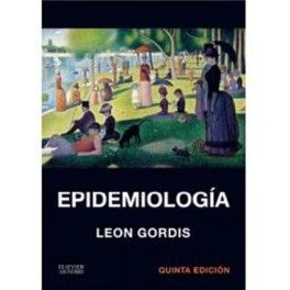 """""""Epidemiología : quinta edición"""" / Leon Gordis. Barcelona [etc.] : Elsevier, cop. 2014. Matèries : Epidemiologia. #nabibbell"""