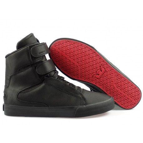 Supra - Society II Blac/Black - Red Carpet Series