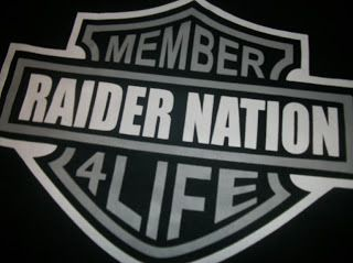 raider nation t-shirts - Google Search