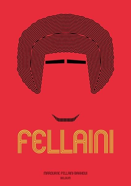 FELLAINI | Marouane Fellaini-Bakkioui