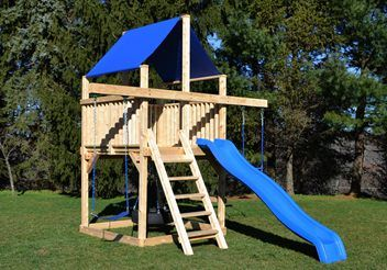 28 best Playsets for Small Yards images on Pinterest ...