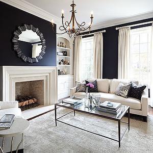 14 best cream sofa living room images on pinterest - Black and cream living room decor ...