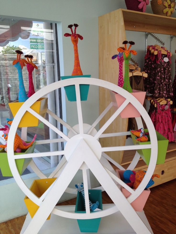 Spinning doll house:))